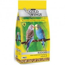 Gold Wings Classic Muhabbet Kuşu Yemi 400 Gr