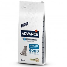 Advance Hindili Kısırlaştırılmış Kedi Maması 15 KG