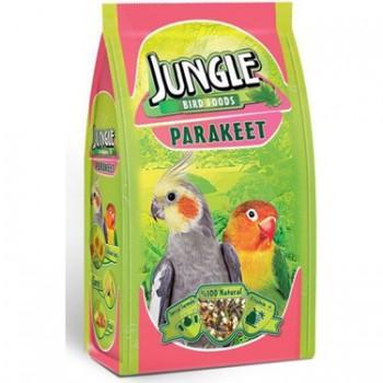 Jungle Vitaminli Parakeet Papağan Yemi 500 Gr