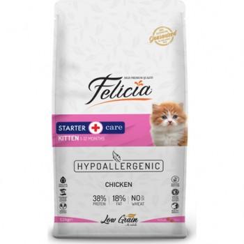 Felicia yavru kedi maması açık paket 1 kg