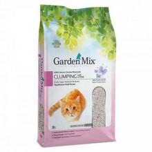 Garden Mix Bentonit İnce Taneli Bebek Pudralı Kedi Kumu 10 Lt.