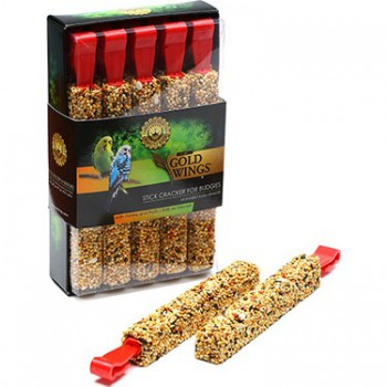 Gold Wings Premium Muhabbet Krakeri 10'lu Paket