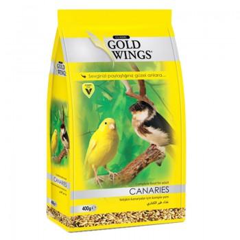 Gold Wings Classic Kanarya Yemi 400 Gr